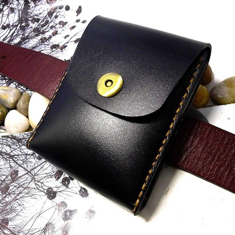 Blongk ручная сумка на молнии, кожаный мини ремень, сумка для водительских прав, чехол для карт, чехол для автомобильных ключей, Мужская SLBD-J