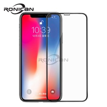 For iPhone 11 Pro Max Tempered Glass Film Screen Protector Protective Full Cover Screen Protection f