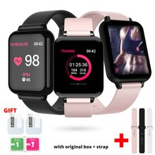 B57 Waterproof Sports Smart Watches For iphone Phone Smartwatch Heart Rate Monitor Blood Pressure Fu