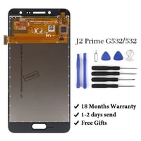 brand new for j2 prime g532 lcd screen 5 0 inch replacement assembly no dead pixel for mobile phone j2 prime g532