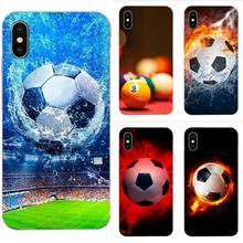 Modèle doux Pour Huawei Nova 2 V20 Y3II Y5 Y5II Y6 Y6II Y7 Y9 G8 G9 GR3 GR5 GX8 Premier 2018 2019 Football Boules de Piscine Art