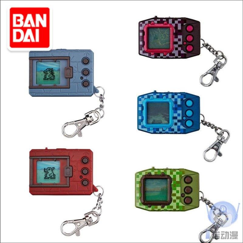 6 سنتيمتر BANDAI الأصلي Digimon مغامرة الظاهري الحيوانات الأليفة Digimon Z العميق المدققات PB 20th الذكرى عميق المدققين شخصيات أنيمي