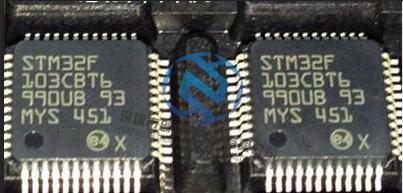 Бесплатная Доставка 10 шт. STM32F103CBT6 STM32F103CB 32F103CBT6 128KB QFP48