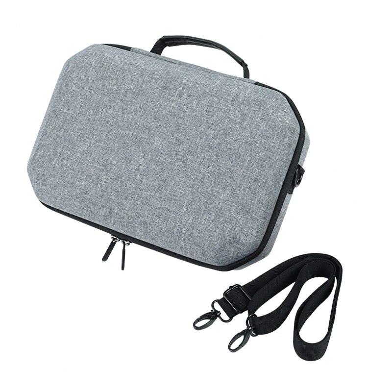 Fone de Ouvido Para-oculus Quest Viagem Estojo Rígido Eva Armazenamento Caixa Bolsa Quest2 Protetora 2 vr