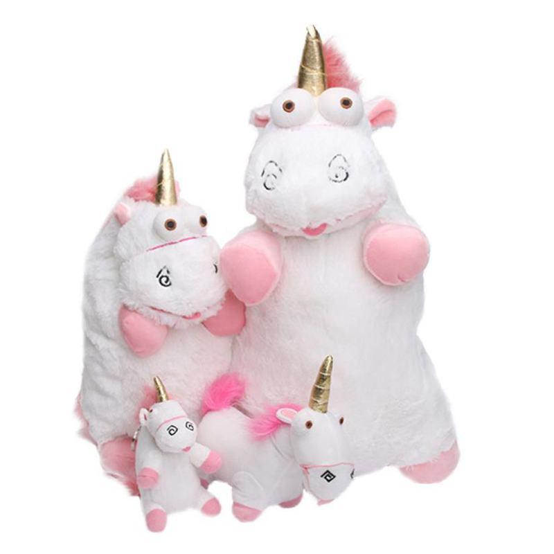 Minions Flauschigen Einhorn Plüsch Spielzeug Weiche Stofftier Einhorn Plüsch Spielzeug Puppen