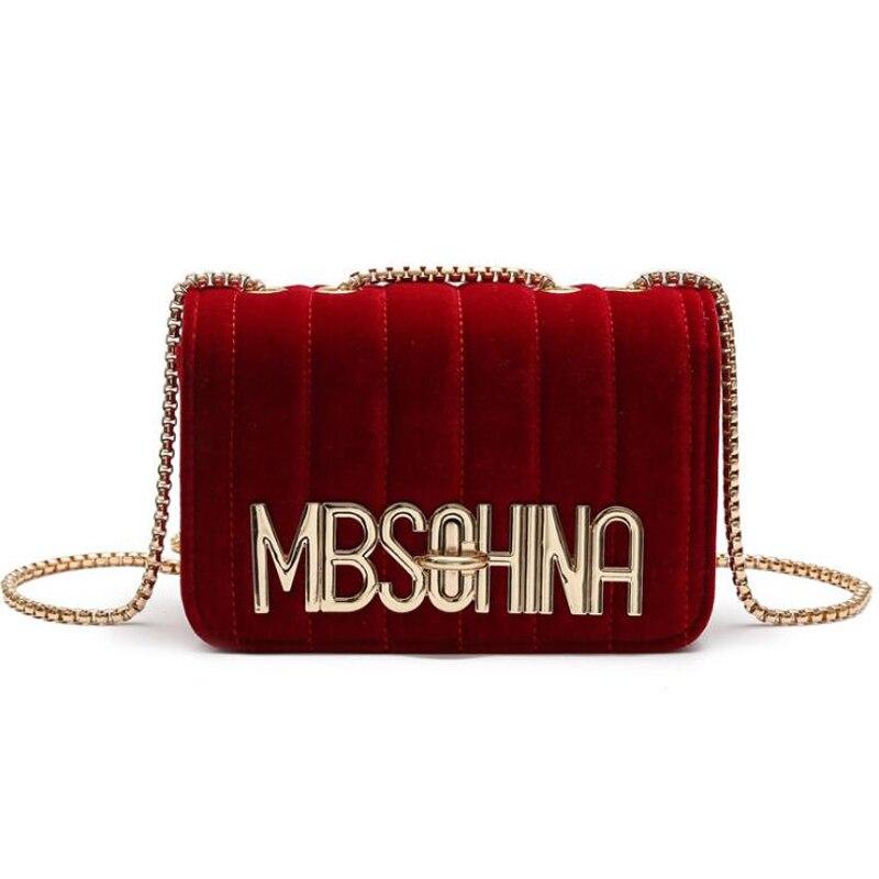 ANNRMYRS 2021 Women's Chain Shoulder Crossbody Bag Diagonal Leisure Fashion Letters Small Square Trendy Handbags Bolsa Feminina