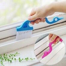 Fente tranchée portes rainure nettoyage brosse Tube brosse fenêtre climatisation clavier tiroir sortie Air persiennes brosse Tube nettoyage