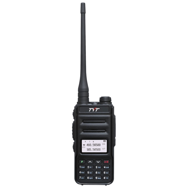 TYT TH-UV88 Talkie Walkie Dual Band VOX Scrambler FM Radio 136-174MHz 400-480MHz 5W Handheld Transce