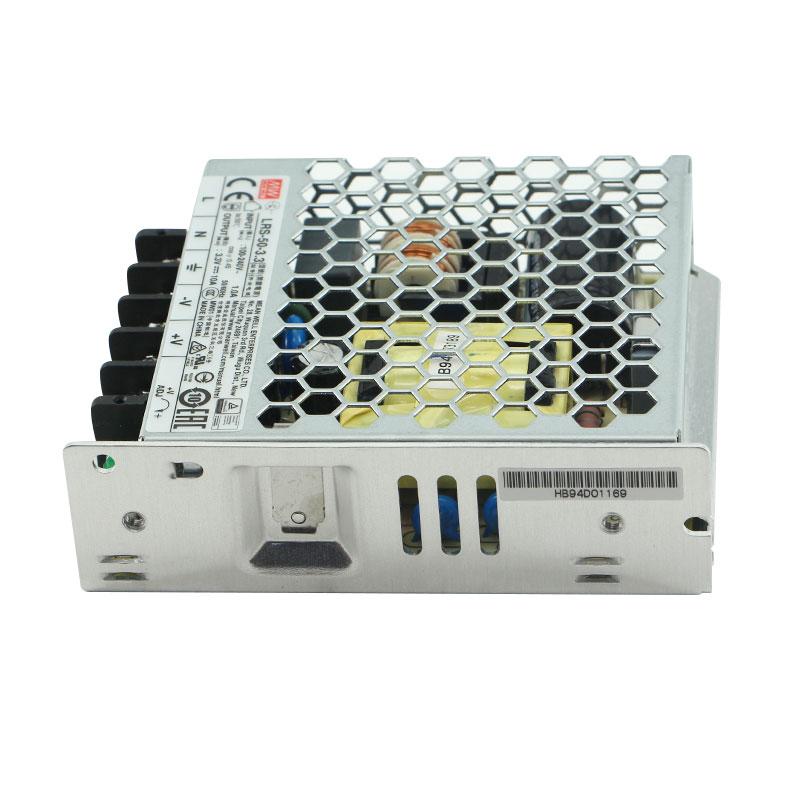 يعني جيدا LRS-50 سلسلة تيار مستمر 3.3 فولت 5 فولت 12 فولت 15 فولت 24 فولت 36 فولت 48 فولت جودة عالية ميانويل إخراج واحد وحدة تحويل التيار الكهربائي