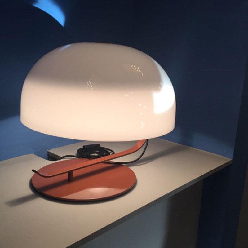 Lámpara de escritorio, luz moderna de lujo para dormitorio, mesita de noche, sala de estar personalizada, estudio, sala de estar, lámpara de escritorio
