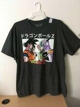 DRAGON BALL Z Goku Vegeta Krillin Gohan Ginyu fuerza TEE hombres 2XL 3XL nuevo WTAG