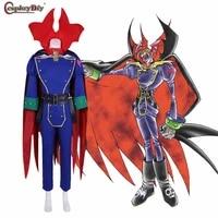 cosplaydiy digimon adventure vamdemon cosplay costume myotismon costume custom made