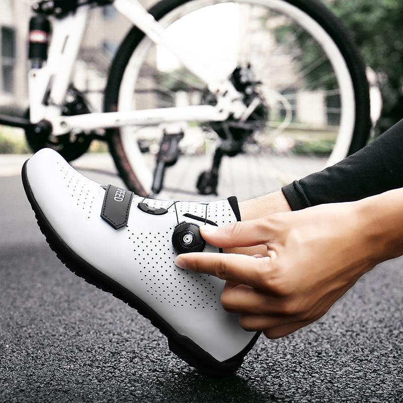 Road cycling shoes sapatilha ciclismo MTB Non-locking men women pedals zapatillas deportivas hombre outdoor superstar sneakers