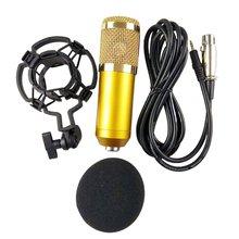 Bm-800 Netwerk K Nummer Recording Bedrade Microfoon Condensator Microfoon Opwaaiveer Beugel Voice Service