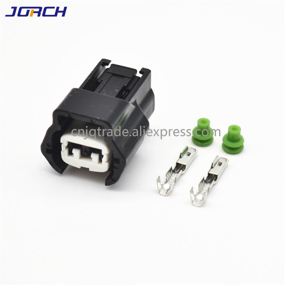 5 комплектов 2pin черный sumitomo OEM топливный инжектор разъем для боковой подачи инжекторов 6189-0773