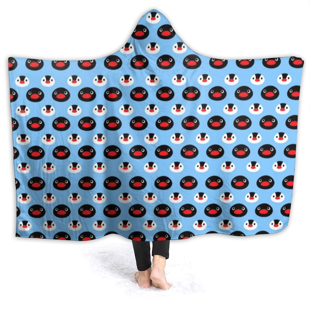 بينجو بطانية موضة مضحك مع غطاء محرك السيارة المفرش الصوف كرسي بطانية ناعمة