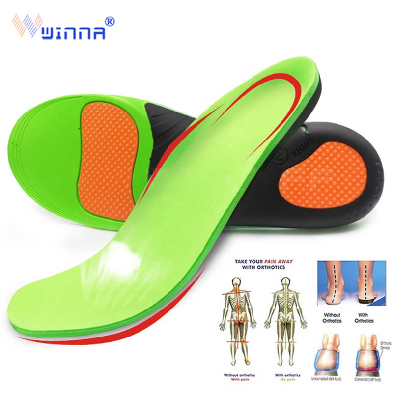 4d men and women universal sole flat insole flat foot insole support insole orthopedic massage mat sports insole nd 1 Unisex High Quality Correction X/O Leg Gel Insole Orthopedic Flat Foot Healthy Insole Insole Best Arch Support Insole