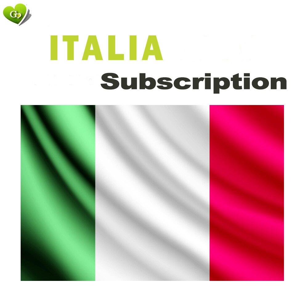 Итальянская подписка italia abbonamento smart tv для m3u code enigma2 mag android tv box