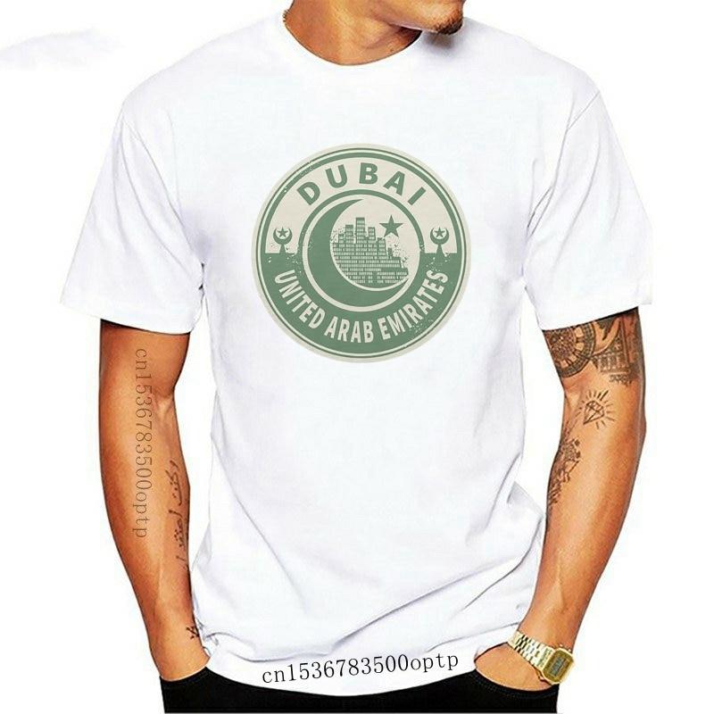 New 2021 Summer Fashion Hot UAE Dubai T-Shirt - Men's Fathers Day Christmas Gift #7450 Tee shirt