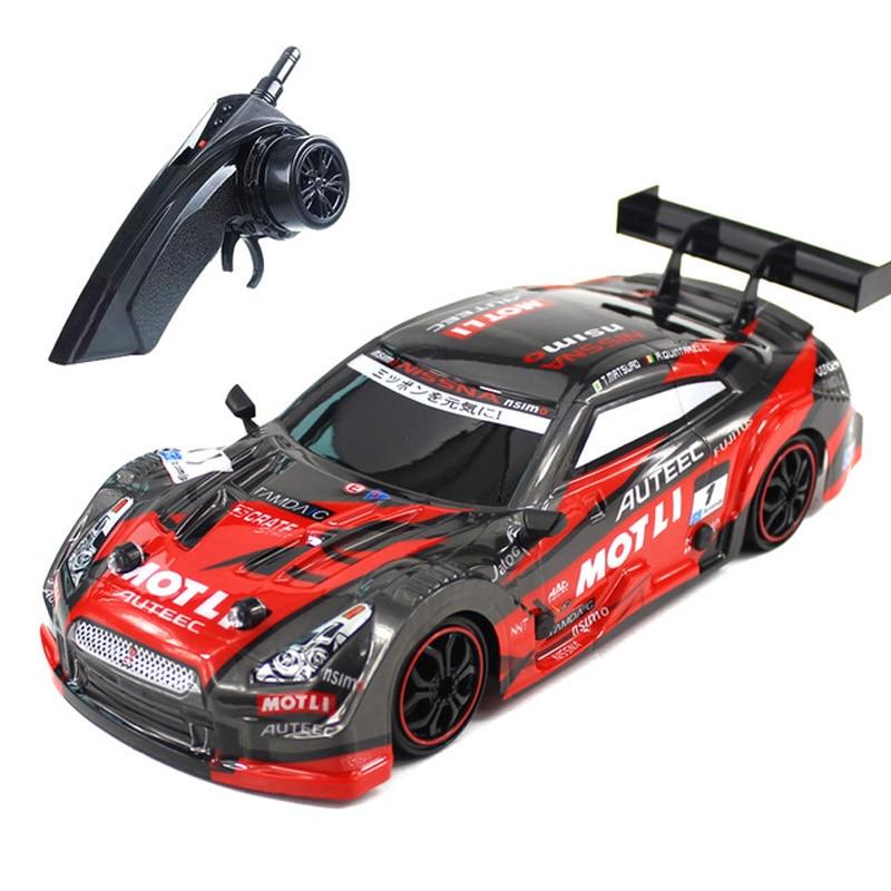 Радиоуправляемый автомобиль для GTR/Lexus 4WD Drift Racing Car Championship 2,4G внедорожник Rockstar радио Дистанционное управление автомобиль электронные игрушки хобби