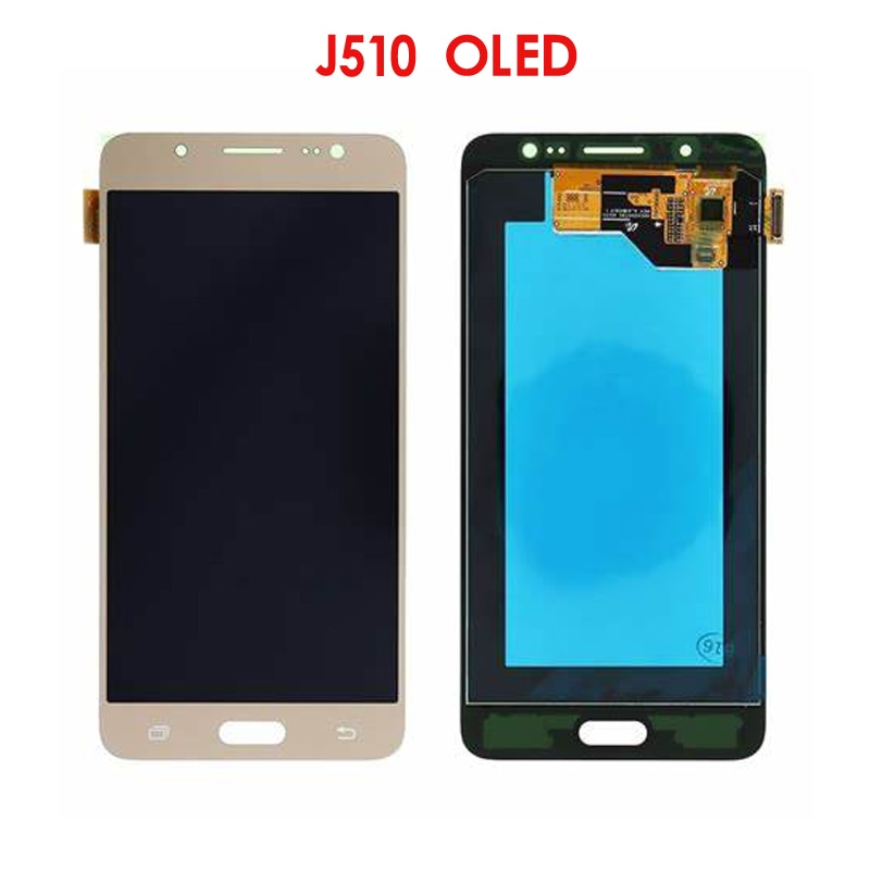 100% Tested OLED lcd For SAMSUNG Galaxy J5 2015 J500 J5 2016 J510 Lcd Display Screen Touch Screen Digitizer Assembly parts enlarge