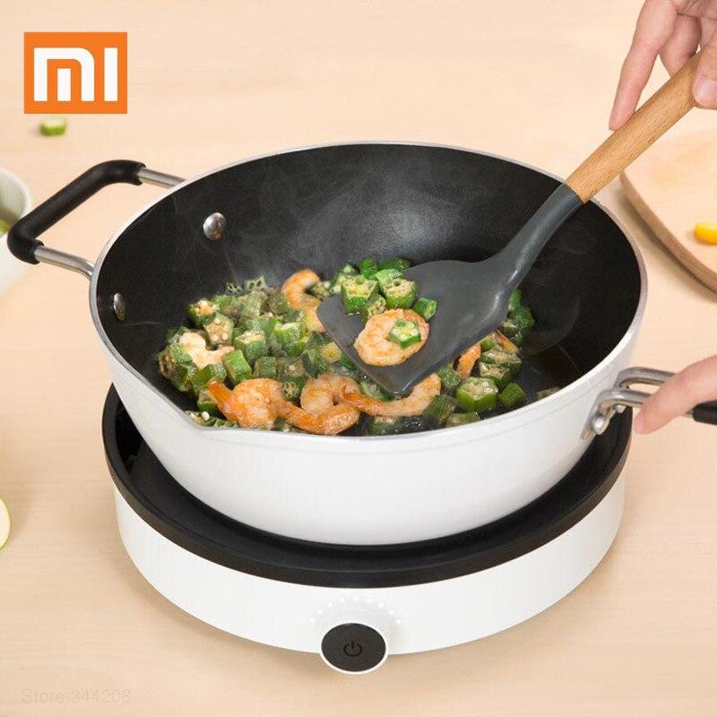 Xiaomi-cocina de inducción Mijia Youth Edition, placa de horno eléctrico inteligente, creativas cocinas de Control preciso, placa de cocina, olla caliente