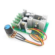 DC Motor Speed Controller Schalter PWM Fan DC Motor Speed Controller Modul 1200W 20A DC 12 V/24 v/36 V/48 V 25KHZ