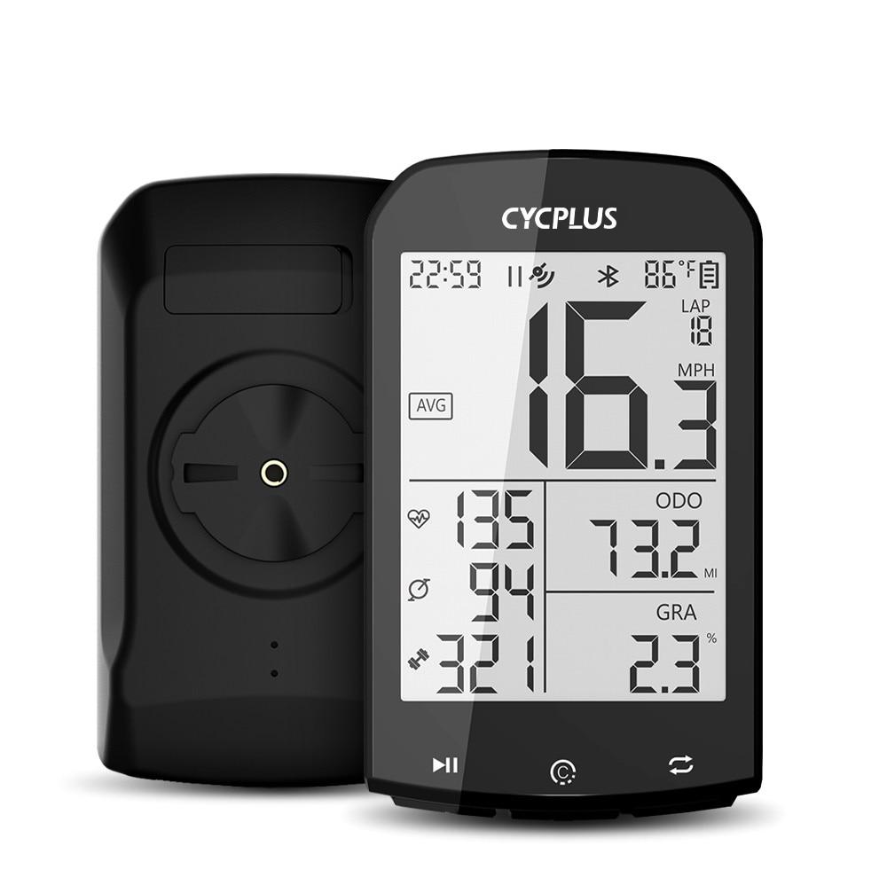 CYCPLUS M1 GPS Bike Computer Speedometer Ciclocomputador Odometer Bicycle Accessories Bluetooth 4.0 ANT+ for Garmin Xoss Strava