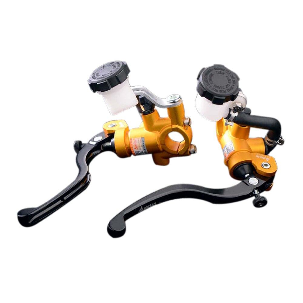 Adelin brake Pump PX1 motorcycle Radial master cylinder lever clutch For Yamaha Kawasaki Suzuki