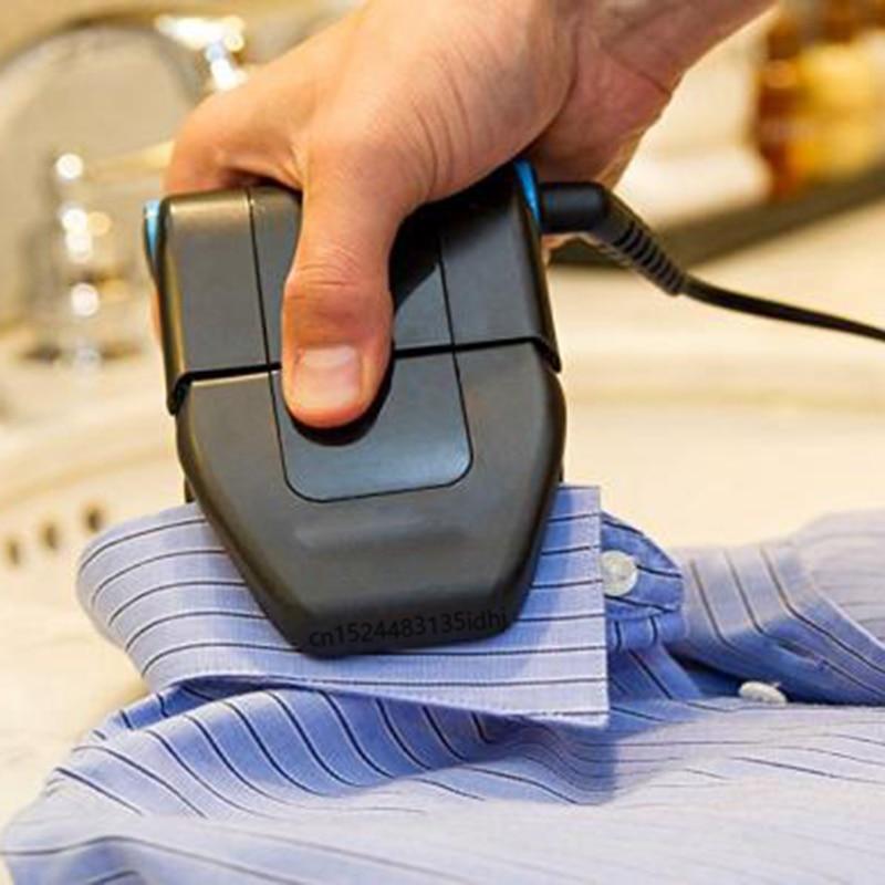 Perfecta para el hogar mini planchar plegable de viaje de 110V/220V adecuada...