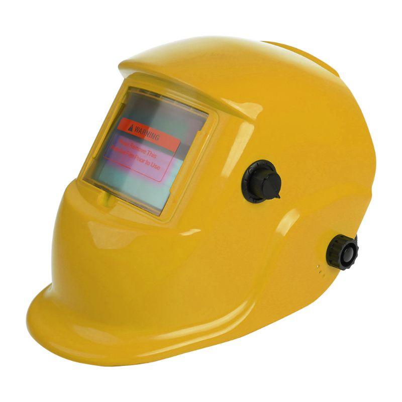 Máscara de Soldadura Solar automática oscurecimiento casco protección para soldar MIG TIG ARC protección para soldar