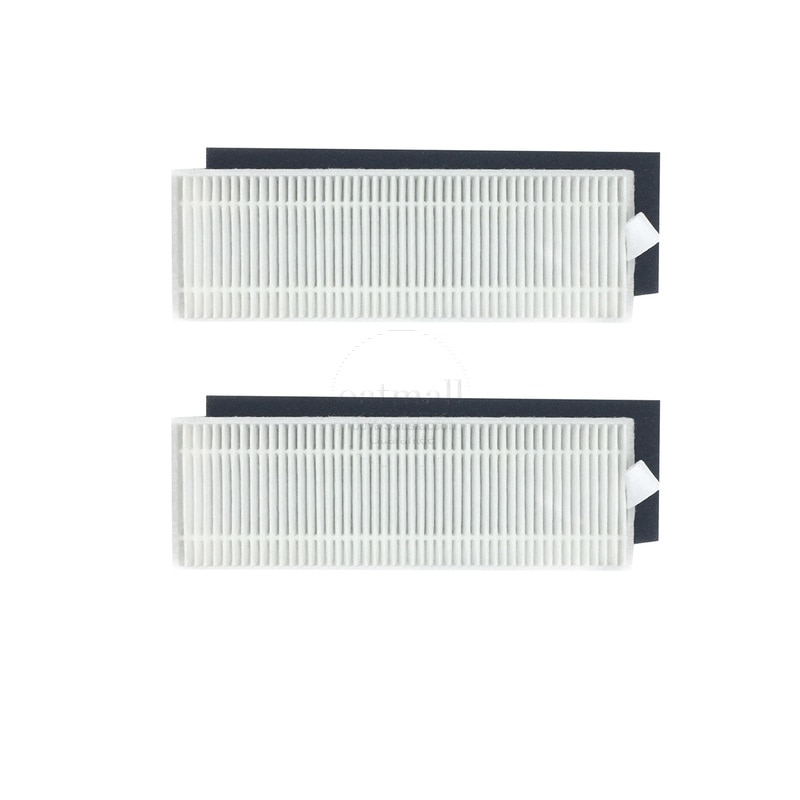 2PCs For XIAOMI MIJIA G1 Hepa Filter Xiomi G1 MI MJSTG1 Robot Vacuum Cleaner Accessories Spare parts Replacement Consumables 2pcs hepa filters for xiaomi mijia vacuum cleaner mi robot replacement xiaomi robot vacuum parts washable mi robot hepa filter