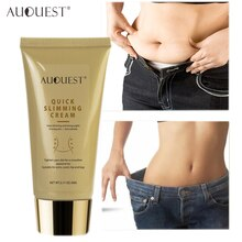 AUQUEST Slimming Body Cream Losing Weight for Belly Slimming Massage Cellulite Remover Cream Skin Fi
