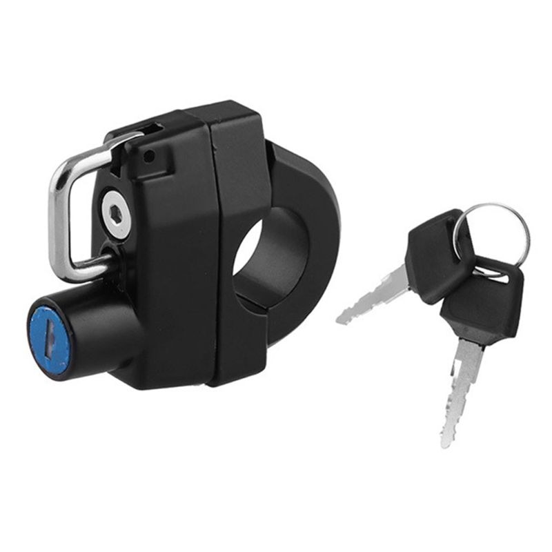 random color mini bike lock fold backpack cycling helmet bicycle cable lock 3 digit combination anti theft bike bicycle lock Multipurpose Mini Portable Anti-theft Helmet Lock with Key Bike Bicycle Cycling Spring Combination Travel Luggage Locks