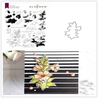 christmas positive vides clear metal cutting dies handmade for diy photo album decoration scrapbooking embossing template stamp