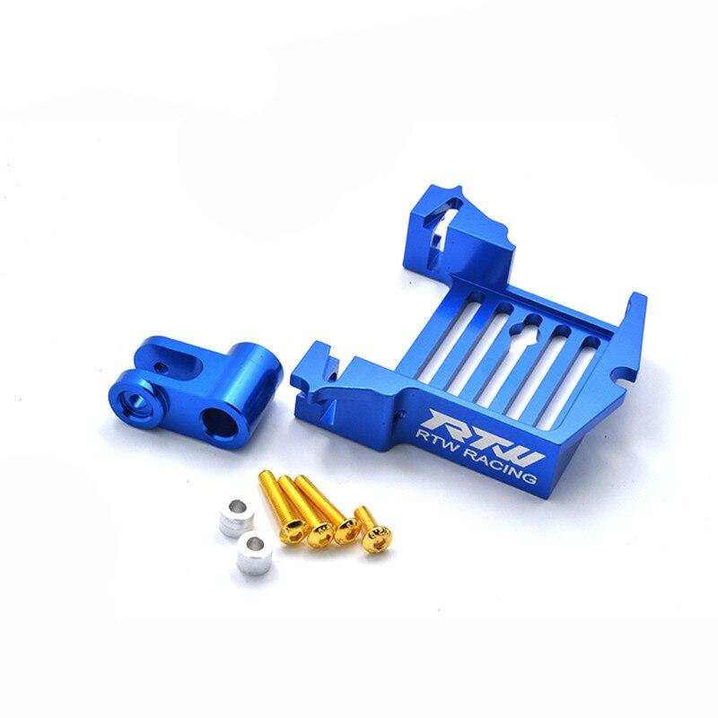CNC сплав рулевой сервопривод Кронштейн Рулевого механизма база для 1/5 Traxxas XMaxx X-Maxx RC запчасти для автомобилей
