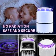 Lampe efficace de tueur de moustique de Led lumière UV USB 5V insecte tueur Bug Zapper Anti moustique piège lanterne lampe répulsive pour la maison