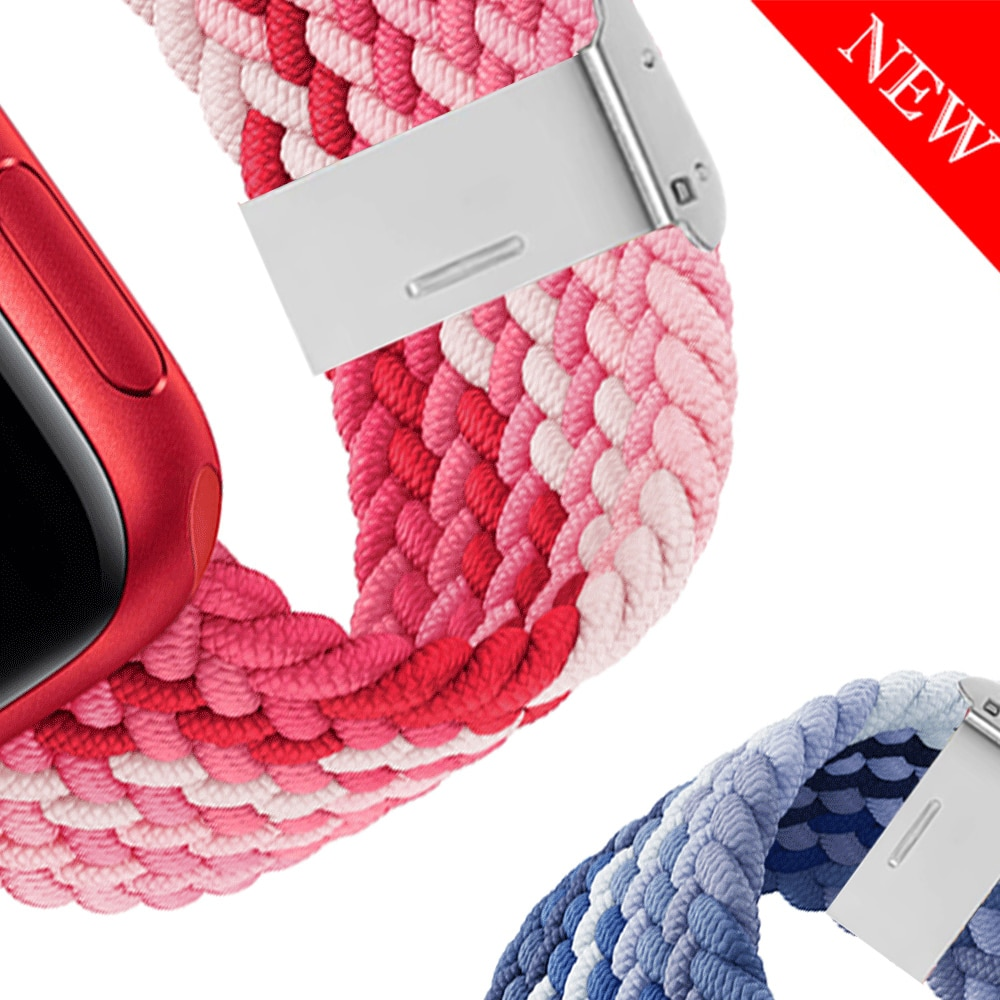 Ремешок-Плетеный-Соло-для-apple-watch-band-44-мм-40-мм-42-мм-38-мм-44-мм