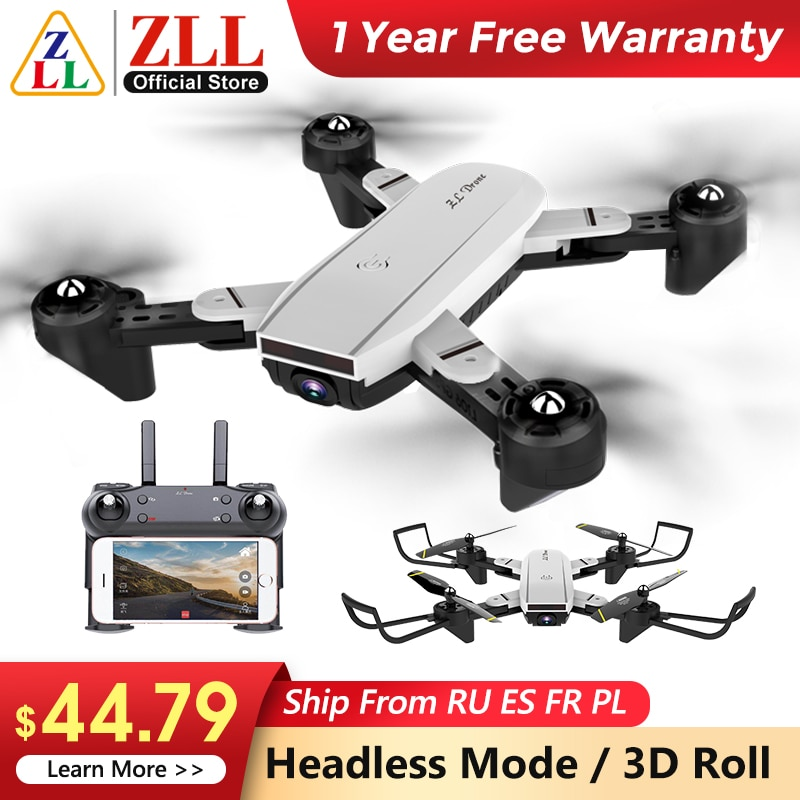 ZLL SG700D 4K 1080P Drone RC Foldable Quadcopter With Dual Camera Optical Flow 50X Zoom 2.4G Wifi FPV Dron