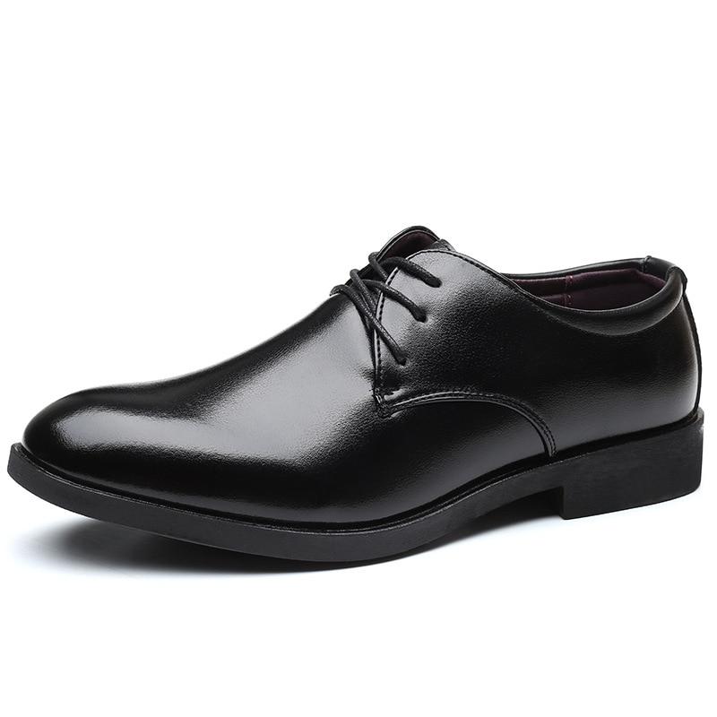 Zapatos Mazefeng para Hombre, botas De invierno para Hombre, Zapatos De oficina...