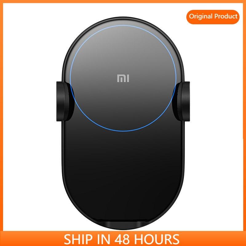 Xiaomi Mijia Wireless Car Charger 20W or 10W Max Electric Auto Pinch...