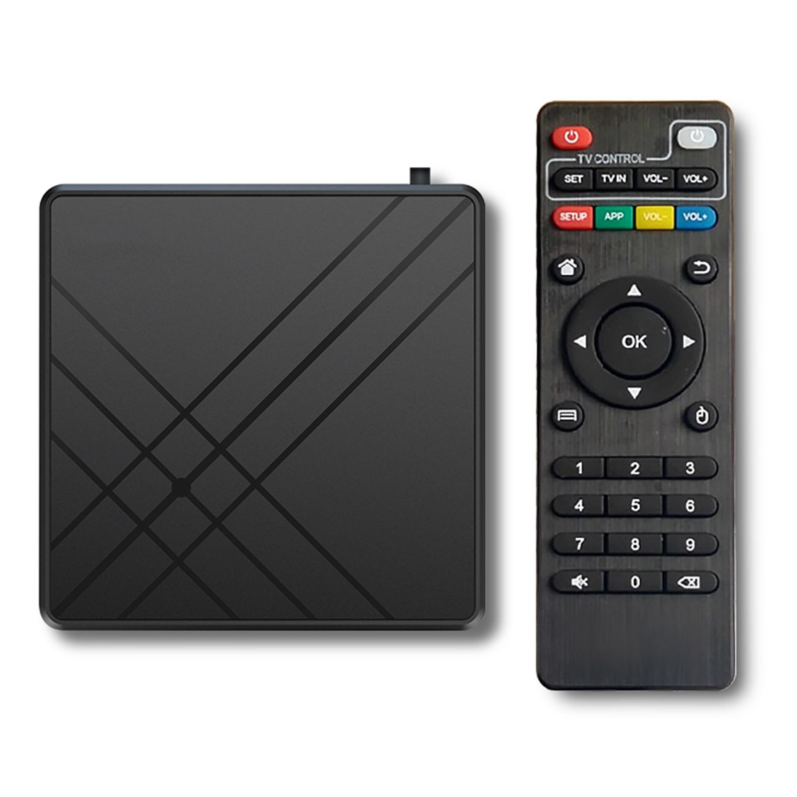 Caja de TV Android 9 T95 4GB de RAM 32GB Quad Core...