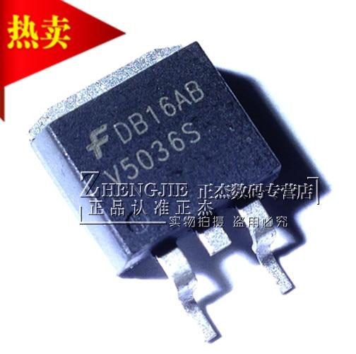 100% neue & Original V5036 ISL9V5036S3S IGBT 390V 46A
