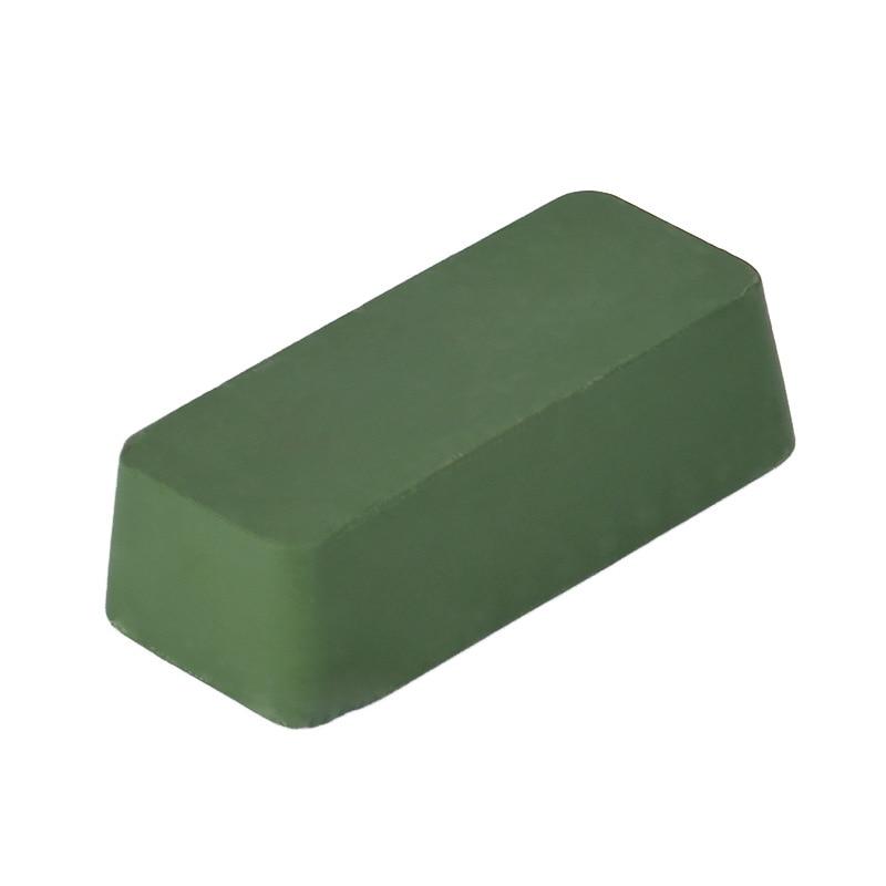 Cera lucidante per metalli in acciaio inossidabile in pasta solida - Abrasivi - Fotografia 2