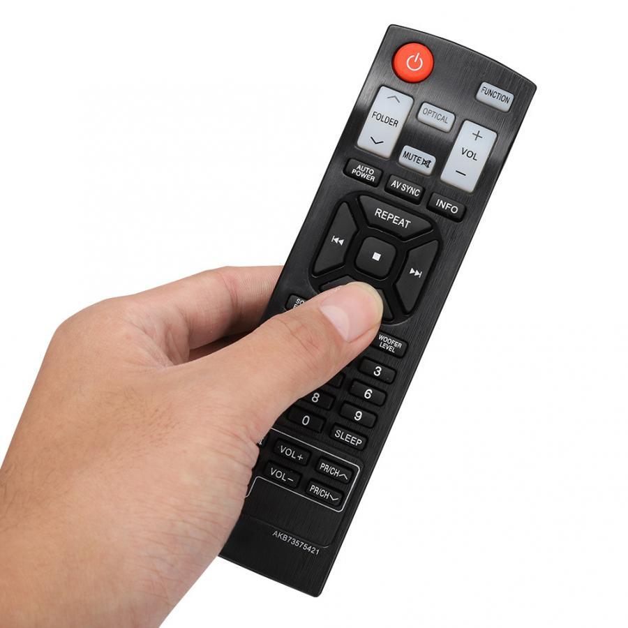 Универсальный дистанционный альтернативный аудио пульт дистанционного управления для LG Саундбар AKB73575421 звуковая панель NB3530A NB4530A