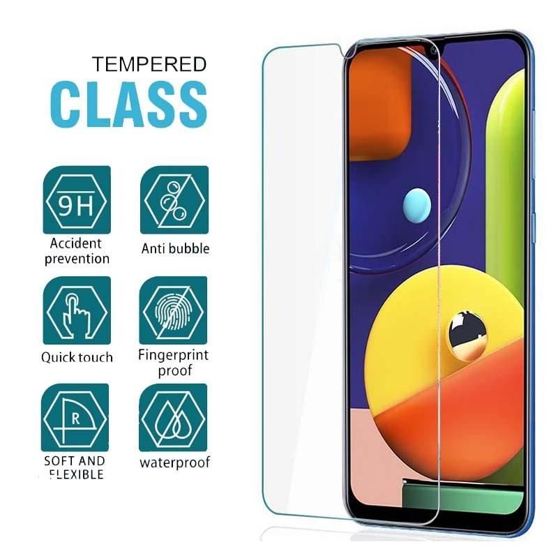 9H HD Samsung A50s verre sur pour Samsun A50s verre de protection film sur le pour Samsung Galaxy A 50 s 50 s A505F A507F 0.26mm
