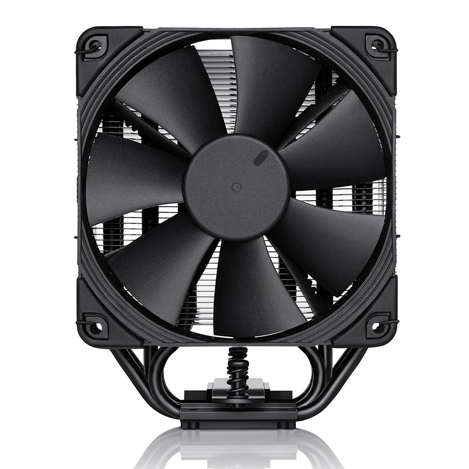 Noctua NH-U12S chromax. שחור מחשב CPU Cooler רדיאטור 120mm PWM מאוורר שתיקה מעבד קירור עבור אינטל LGA 2066/2011/115X/AMD/AM4