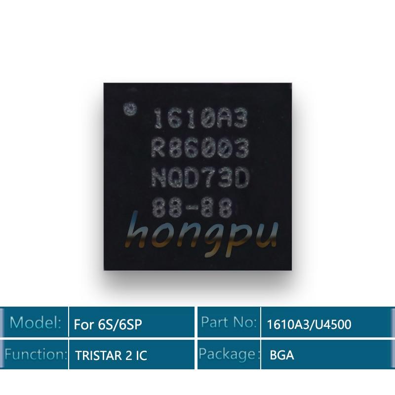 20 pçs/lote U4500 1610A3 Para iPhone 6S 6splus 6S plus U2 carregador USB IC chip de carregamento 36 pinos