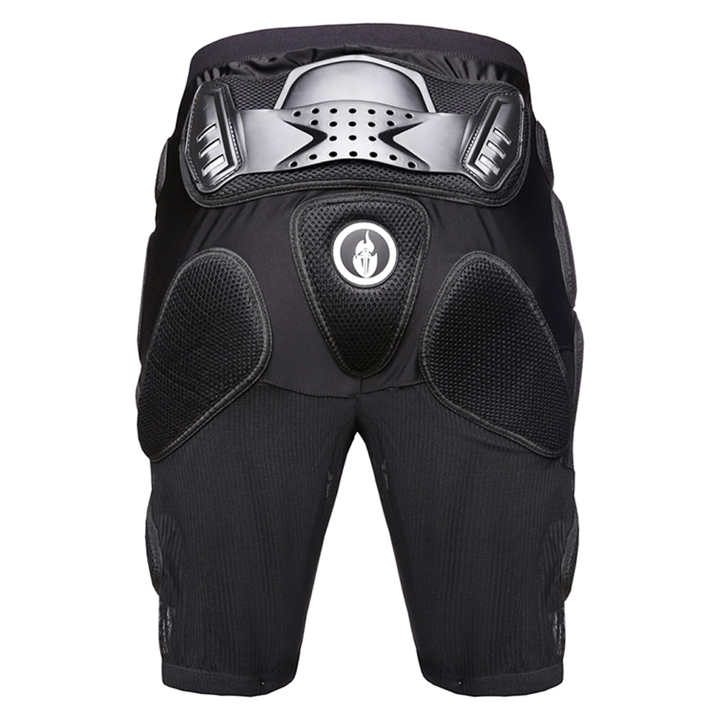 WOSAWE Motorcycle Full Body Protector Armor+Kneepads+Elbowpads+Shorts Anti-collision Racing Motocross Armor Protection Gear set enlarge