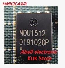 Original 100% nuevo MDU1512 MDU1512RH 1512 QFN8 10 unids/lote